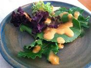 Lemon, Tahini & Garlic Salad Dressing found on PunkDomestics.com