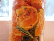 Preserved Tangerines Three Ways found on PunkDomestics.com