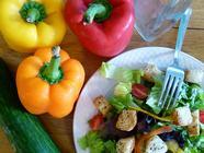 Orange Crisp Salad Dressing found on PunkDomestics.com