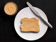 Homemade Peanut Butter found on PunkDomestics.com