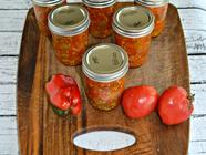 Hot and Sweet Chile Sauce found on PunkDomestics.com