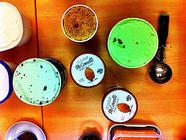 DIY Ice Cream Pairings found on PunkDomestics.com
