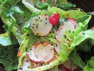 Kimchi for a Versatile Salad Dressing found on PunkDomestics.com