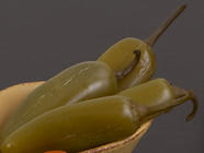 Pickled Jalapeños found on PunkDomestics.com