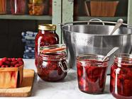 An Agrarian Giveaway: Jars and a Jam Pan found on PunkDomestics.com