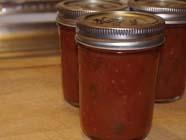 Homemade Pizza Sauce found on PunkDomestics.com