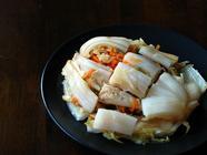 Baek (White) Kimchi found on PunkDomestics.com