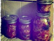 Easy Spicy-Sweet Kimchi found on PunkDomestics.com