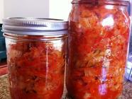 Traditional Kimchi found on PunkDomestics.com