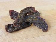 Lamb Jerky with Ras el Hanout found on PunkDomestics.com