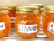 Super-Fast Pressure Cooker Lemon Marmalade found on PunkDomestics.com