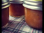 Salted Mango Jam with Lime found on PunkDomestics.com