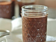 Homemade Nutella (Chocolate Hazelnut Spread) found on PunkDomestics.com