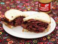 Homemade Pastrami found on PunkDomestics.com