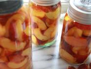 Peach Liqueur found on PunkDomestics.com