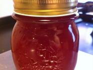 Cranberry Pomegranate Syrup found on PunkDomestics.com