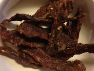 Spicy Chipotle Beef Jerky found on PunkDomestics.com