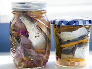 Swedish Pickled Herring found on PunkDomestics.com