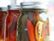 Pickled Peppers found on PunkDomestics.com