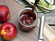 Nectarine Plum Butter found on PunkDomestics.com