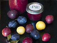 Plum Pie Filling found on PunkDomestics.com