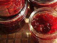 Satsuma Plum and Ground Cherry Jam found on PunkDomestics.com