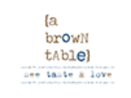 abrowntable found on PunkDomestics.com