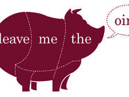 Leave Me The Oink found on PunkDomestics.com