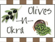 Olives-n-Okra found on PunkDomestics.com