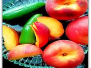 Spicy Peach Jalapeno Jam found on PunkDomestics.com