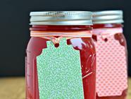 Rhubarb Syrup found on PunkDomestics.com