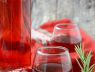Rosemary Wine found on PunkDomestics.com
