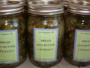 """Short Form"" Bread and Butter Pickles found on PunkDomestics.com"
