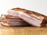 Sichuan Bacon found on PunkDomestics.com