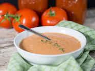 Fresh Tomato Basil Soup Base found on PunkDomestics.com