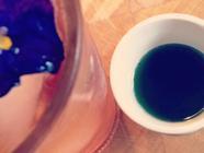Violet Simple Syrup found on PunkDomestics.com