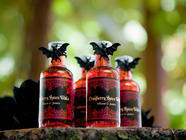 Cranberry Spice Infused Vodka found on PunkDomestics.com