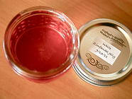Wine Jelly found on PunkDomestics.com